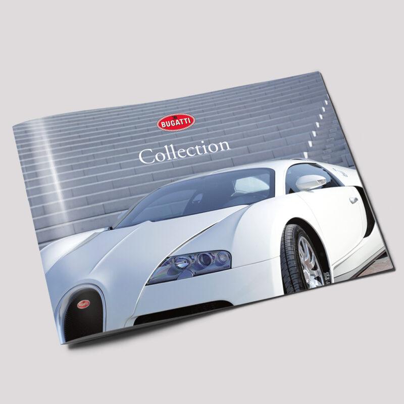 Bugatti Produktkatalog