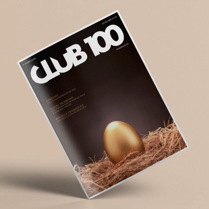 Club 100 – Gastromagazin